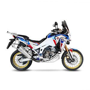 Leovince Schalldämpfer LV-12 Honda CRF 1100 L Africa Twin Adventure/Sport/DCT