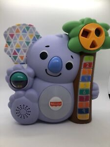 Fisher Price Likimals Smooth Counting Koala Musical Learning Toy