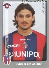 PABLO OSVALDO ITALIA BOLOGNA.FC RARE UPDATE STICKER CALCIATORI 2009 PANINI
