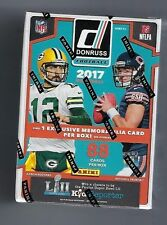 2017 Donruss Football NFL Trading Cards New 88ct. Retail Blaster Box