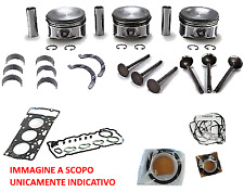 KIT REVISIONE MOTORE SMART 600 TURBO COMPLETO DI PISTONI