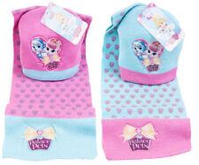 Gorras y sombreros de niña azul