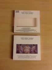 MANIC STREET PREACHERS-THE HOLY BIBLE-2XCD+DVD-10TH ANNIVERSARY BOX SET-EX+/M/MM