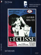 L'eclisse / Eclipse / Zatmenie M. Antonioni (DVD PAL)