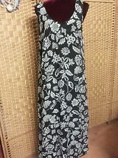 LADIES CROSSROADS MAXI DRESS SIZE 14