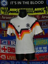 4/5 Germany Deutschland adults L 1988 original football shirt trikot soccer