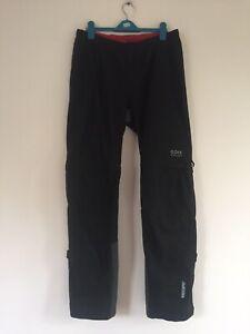 GORE Bike-Wear Windstopper Zip Off Convertible Pants Men's L