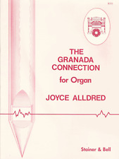THE GRANADA CONNECTION Joyce Alldred Organ Sheet Music Book