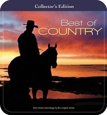 Various Artists - Best of Country [New CD] Collector's Ed, Tin Case