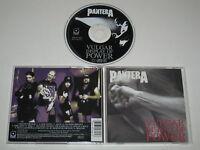 Pantera/Vulgar Ecran Of Power ( Atco 91758-2 ) CD Album