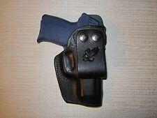 KEL-TEC PF9, iwb belt snap, right hand holster