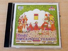 Raga Lalit/Pandit Omkarnath Thakur/1989 CD Album