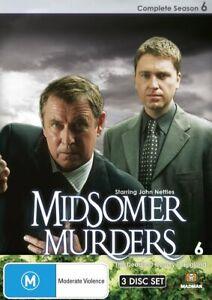 Midsomer Murders - Season 6 DVD