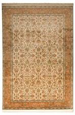 Tapis beige persane/orientale traditionnelle pour la maison, 150 cm x 200 cm