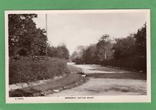 Greenway Hutton Mount Nr Brentwood RP pc unused WHS Kingsway Ref L163