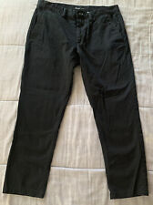 Old Navy Men's Black Slim Chinos 31x30