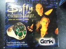 Buffy the Vampire Joya de Amara anillo en Caja Prop Replica