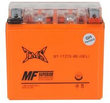 GEL YTZ7S Battery For Ruckus Elite CHF50 Vino Zuma CRF CBR1000RR KLX450R TTR XT