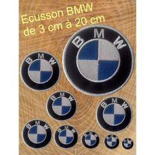 Ecusson BMW de 3 cm à 20 cm