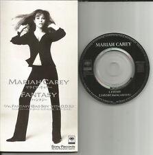MARIAH CAREY Fantasy 2TRX Limited JAPAN MINI 3 INCH CD Single CD3 USA seler 1995