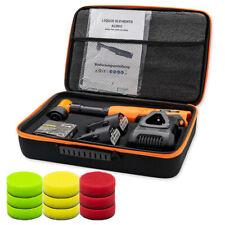 Liquid Elements A1000 Poliermaschine exzenter V3 Nano Mini + 9x PadBoy V2 Pads