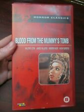 Blood From the Mummies Tomb  VHS Video Tape  (NEW)