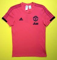 5+/5 Manchester United training jersey MEDIUM shirt soccer football Adidas ig93