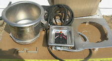 Apw Wyott Drop In Food Warmer Commercial Countertop Hot Chili Soup Etc