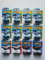 Hot Wheels Fast And Furious Minelines Lot Of 12 NIB