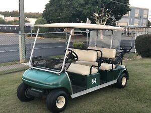 Golf buggy club cart
