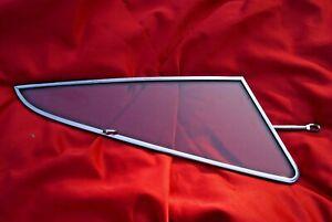 BMW E9 Dreieckfenster Front Left Colour Glasing