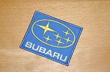 """Aufnäher Patch """"SUBARU"""", 7,5 x 6 cm"""