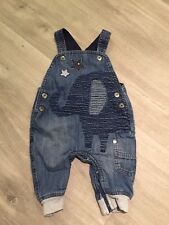 Baby Next Elephant Dungarees 3-6 Months