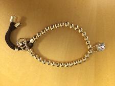 New Michael Kors Beaded Stretch Bracelets Gold