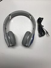 Monster DNA On-Ear Headphones - Cobalt Blue Over Dark Grey