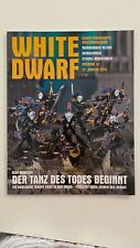 AUSGAB 53 WHITE DWARF DEUTSCH Warhammer Age Of Sigmar, 40k etc EXCELLENT