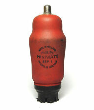 Philips Eep1 / Eep 1 Tube, 1940s Secondary Emission Tetrode, Testing Excellent