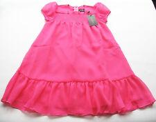 Chiffon Kleid Gr.128 Loki by Cadeau NEU pink gesmogt festlich Tunika kinder