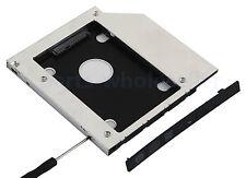 2nd Disco Rigido HDD SSD Frame Caddy per DELL Latitude E5440 E5540 E6440 E6540