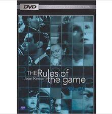 The Rules of the Game / La Regle du jeu (1939) DVD (Sealed)