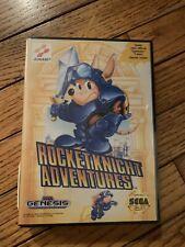 Rocket Knight Sega Genesis Sealed New