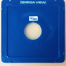 Omega View lens board #1