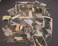 Lotto di 50 cartoline d'epoca di TIVOLI - Vintage Postcards TIVOLI 1910-1950