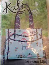 Mamma Mia Purse Pattern By Amy Hamberlin Katie Cupcake Sewing Pattern