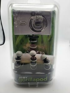 Joby GorillaPod Original Tripod (Black/Grey) Light, strong, FLEXIBLE