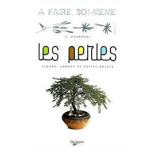 PERLES DE ROCAILLE  CREATIONS DE BIJOUX FLEURS ARBRES - LIVRE NEUF