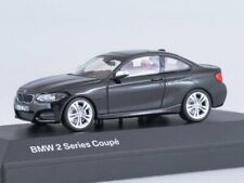 Scale model 1:43, BMW 2er Coupe - black
