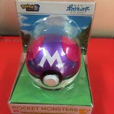 JAPAN BANDAI POKEMON Pokeball toy Collection I Choose You - Master Ball