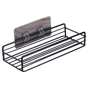 Shower Caddy Storage Rack Bath Shelf Wall Holder Rectangle Organizer Bathroom