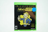 Fallout 4 Game of the Year Edition: Xbox One [Brand New]